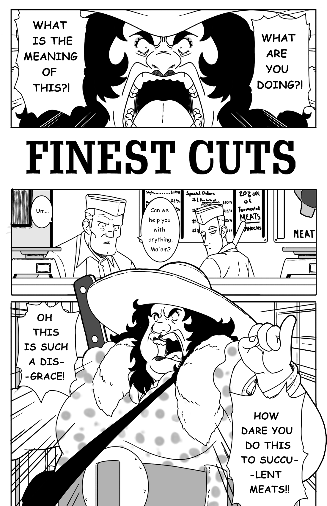 Finest Cuts pg.1