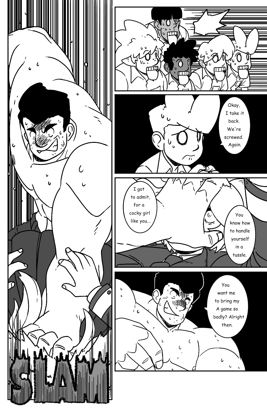Bully Bully Part 2 pg.24