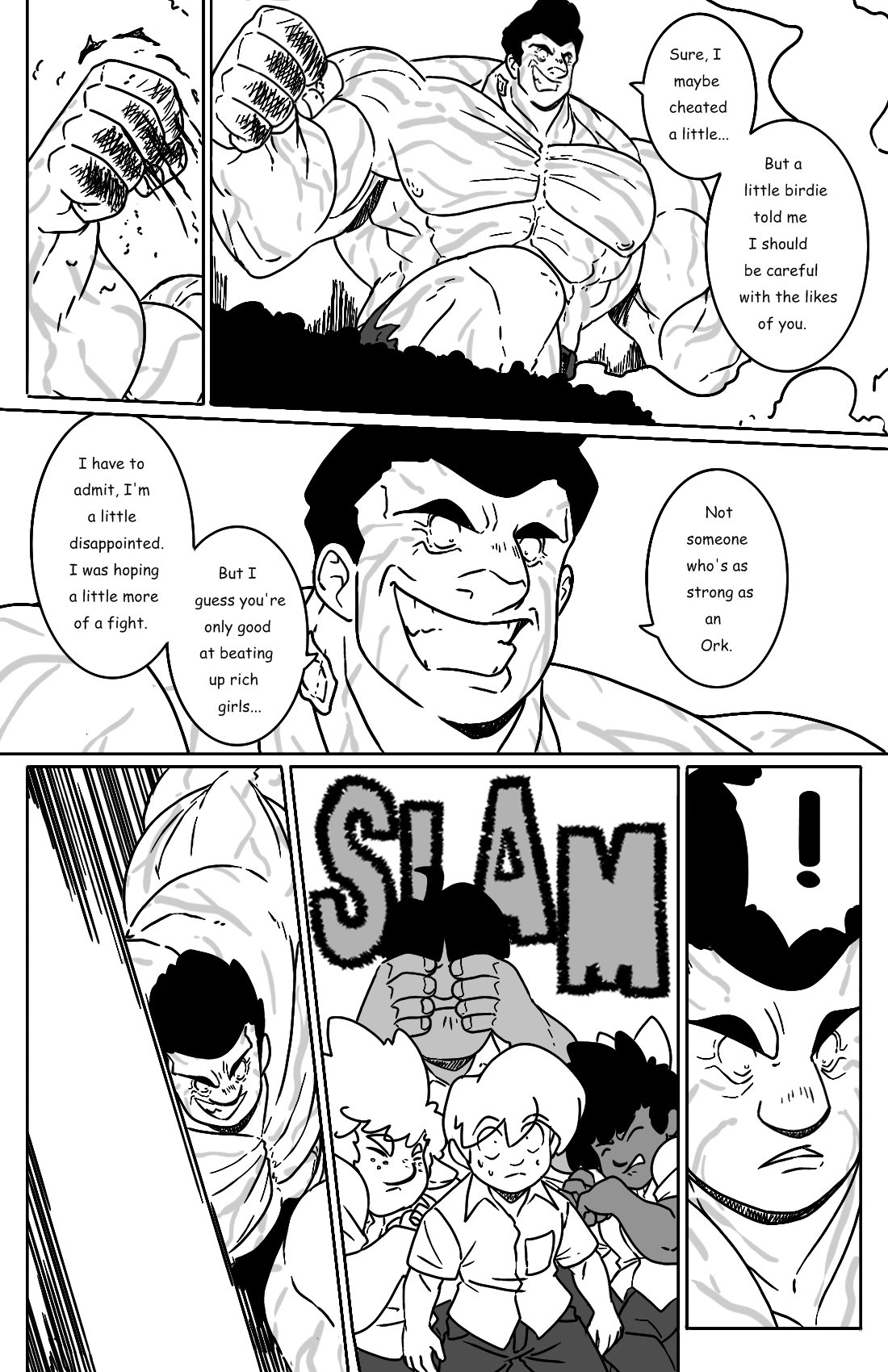 Bully Bully Part 3 pg.11